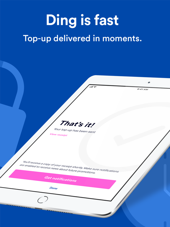 Ding Top-up: Mobile Recharge by ezetop (iOS, United States