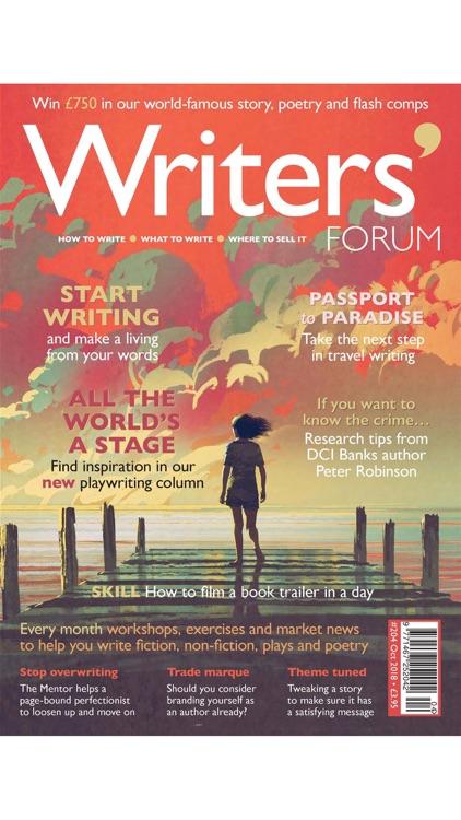 Writers' Forum Magazine screenshot-7