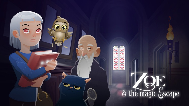 Zoe And The Magic Escape