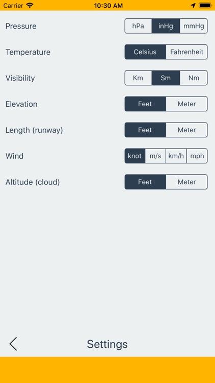 Easy Aviation Weather - WX screenshot-7