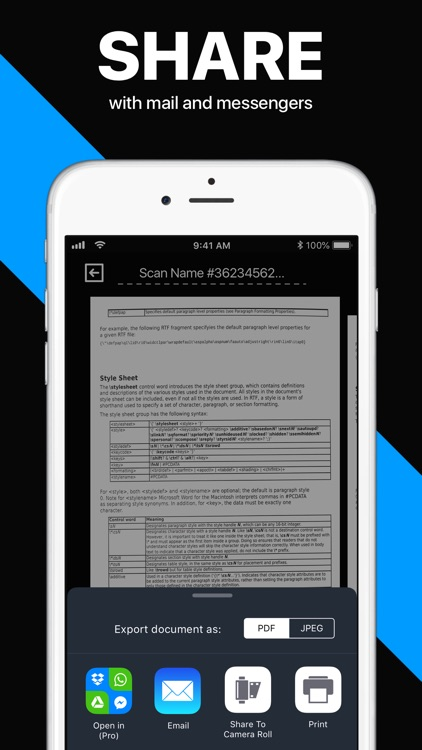 Scanner App: PDF Docs Scan screenshot-3