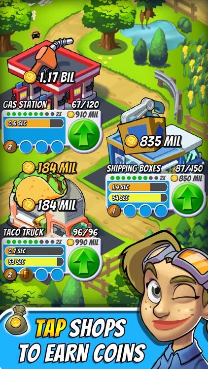 Tap Empire: Auto Tapper Game screenshot-0