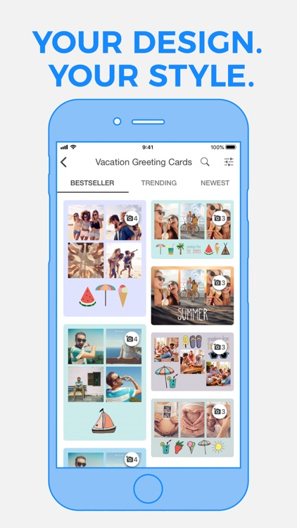 MyPostcard Postcard App screenshot-3