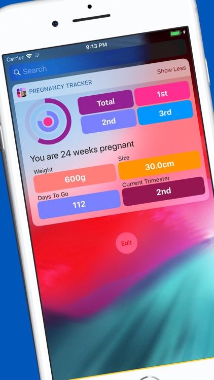 Pregnancy Tracker Your Journey