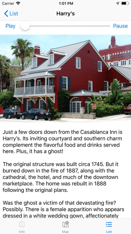 Ghosts of St Augustine