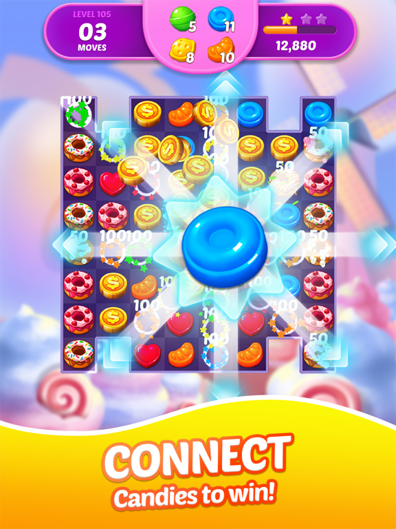 Lollipop : Link & Match screenshot 8