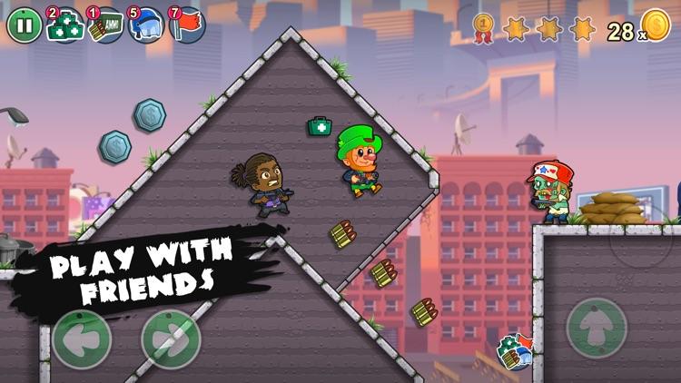 Lep's World Z - Zombie Games screenshot-3