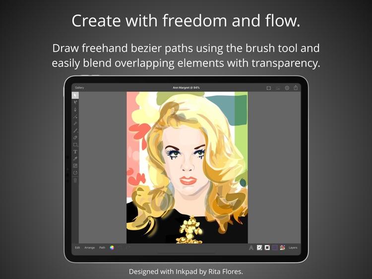 Inkpad - Graphic Design
