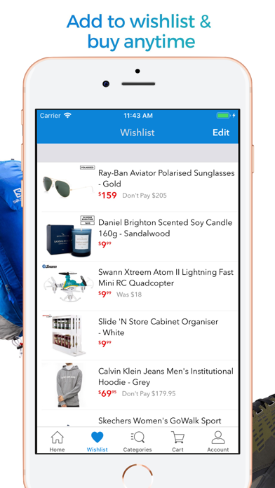 Catch - Online Shopping Deals for Windows