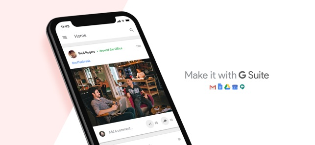 Google+ for G Suite on the App Store