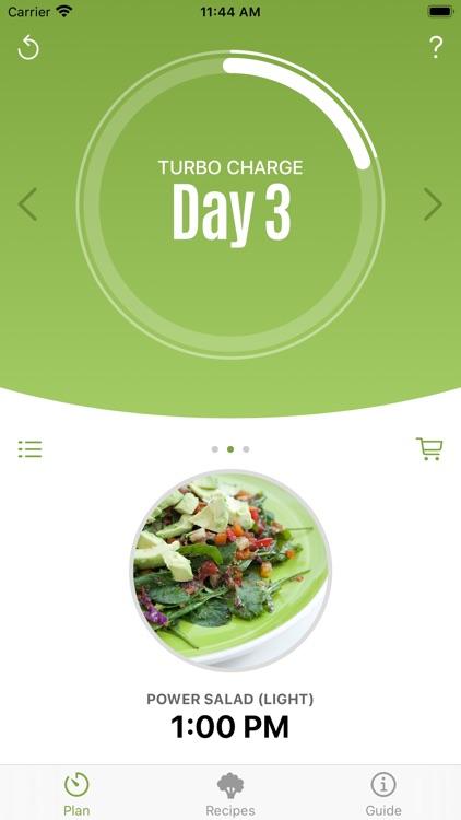 Jason Vale's 7-Day Juice Diet screenshot-5