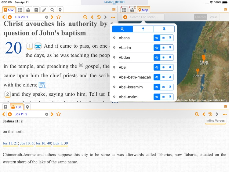 iBible-Study HD (iBS) screenshot-4