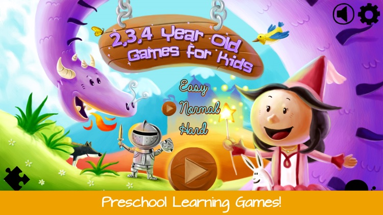 2,3,4 Year Old Games for Kids screenshot-4