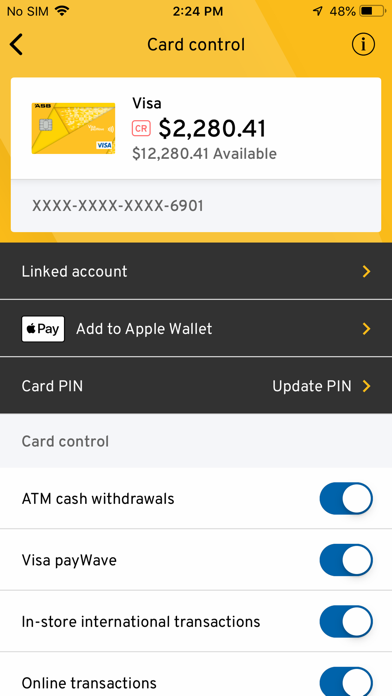 Screenshot for ASB Mobile Banking in New Zealand App Store