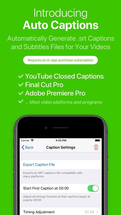 Teleprompter Premium screenshot-7