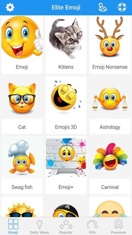 Emoji Elite