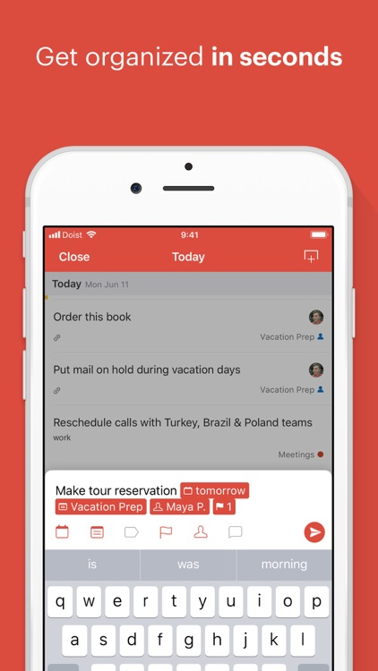 Todoist: To-Do List & Tasks screenshot-0