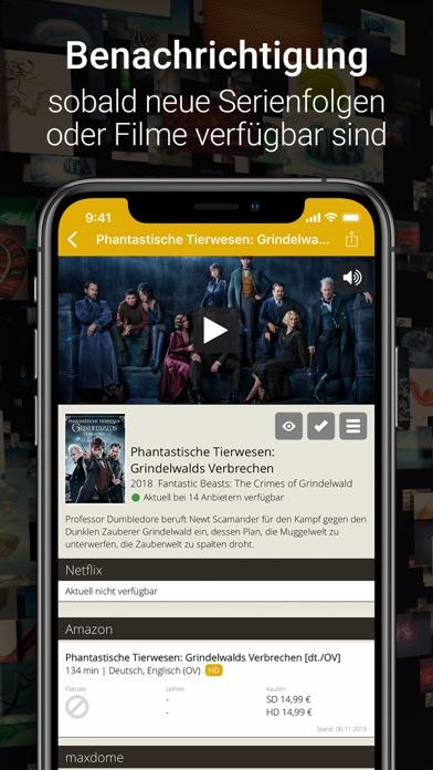 WerStreamt.es? Filme & Serien screenshot two