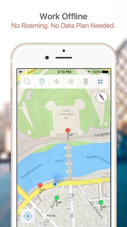 Chicago Map & Walks (F)