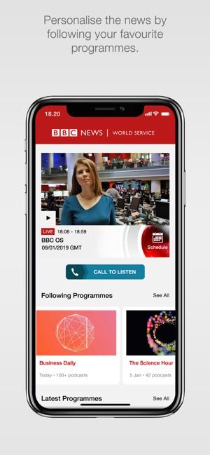 BBC World Service on the App Store