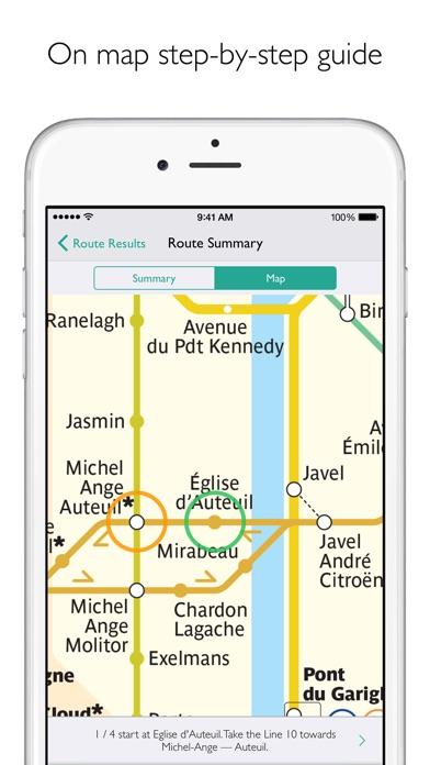 Paris Metro Map and Routes for Windows