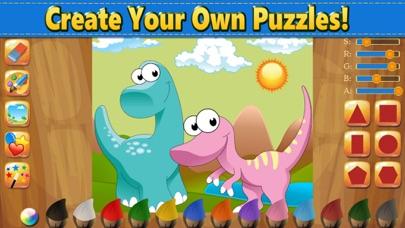 Dino Puzzle Kid Dinosaur Games free Resources hack