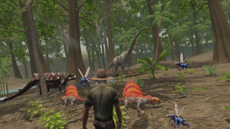 Dinosaur Safari: I-Evolution screenshot-4