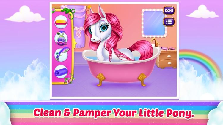 My Cute Pony - Princess Games screenshot-3