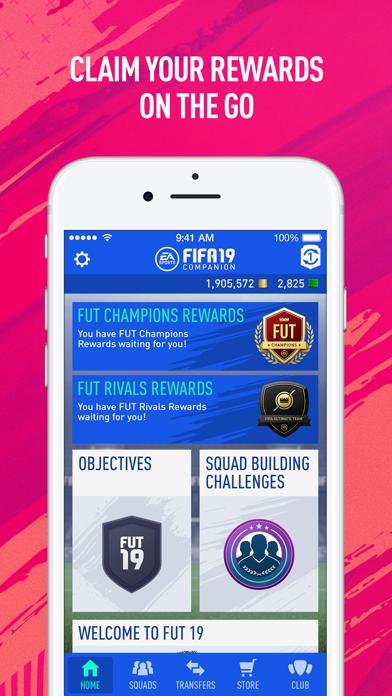 EA SPORTS™ FIFA 19 Companion for Windows