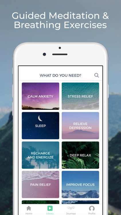 Meditation and Sleep Sounds + screenshot-5