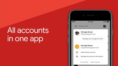 İndir Gmail - Email by Google Pc için