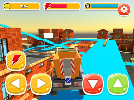 Скачать Toy Cars Story 3D: Drive Sims