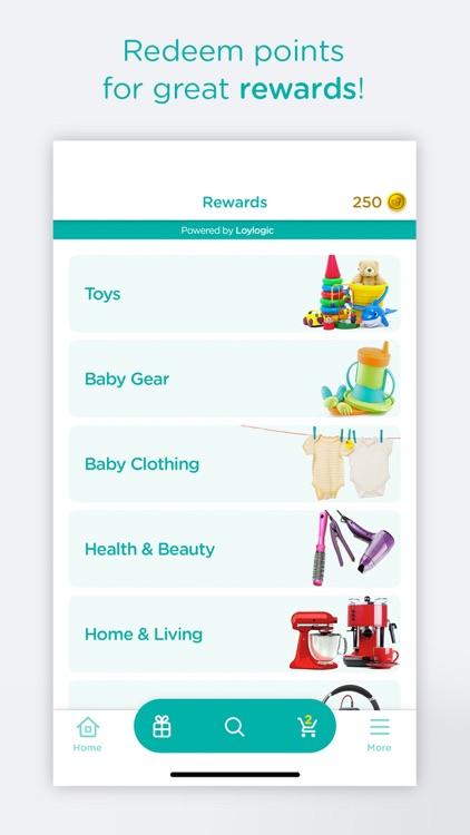 Pampers Club - Rewards & Deals screenshot-3