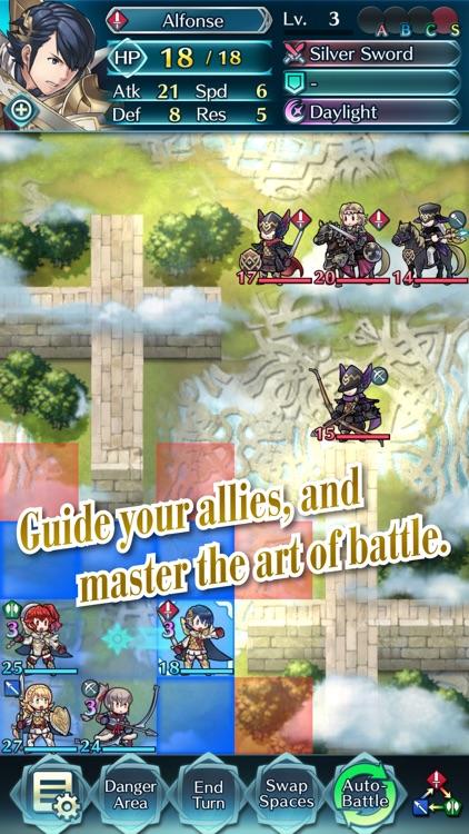 Fire Emblem Heroes screenshot-3