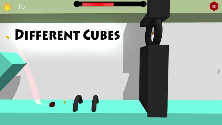 Quadruple Cube Jump 3D screenshot-4