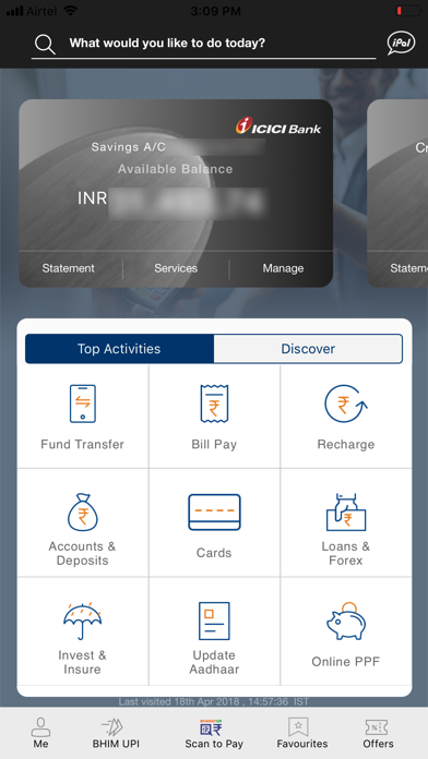 iMobile by ICICI Bank for Windows