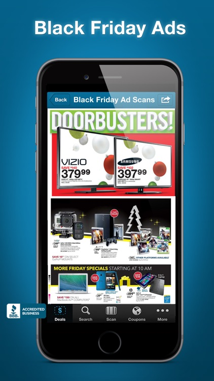 Black Friday 2020 Ads & Deals screenshot-0