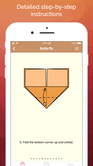 Screenshot #3 pour Money Origami Gifts Made Easy