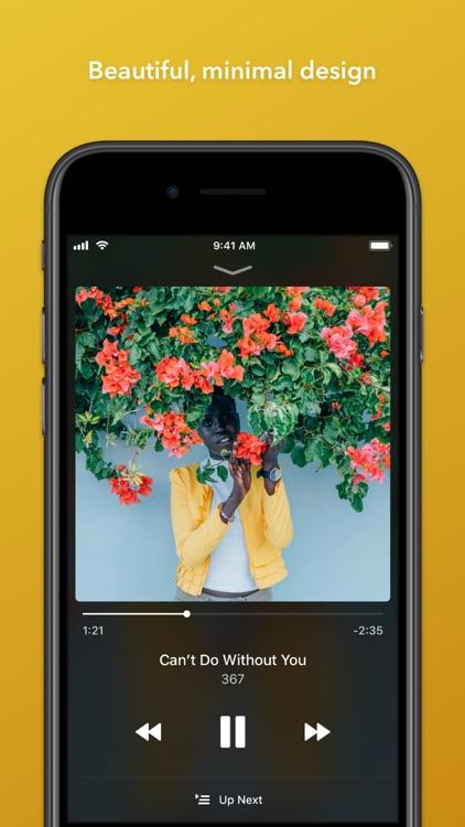 Doppler 1 — Music Player