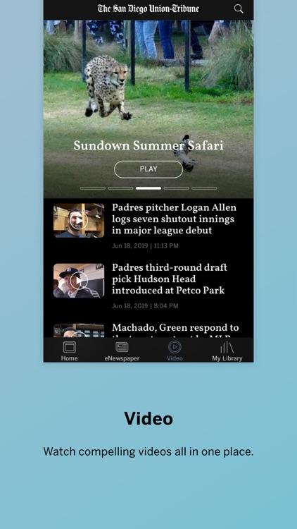 San Diego Union Tribune screenshot-3