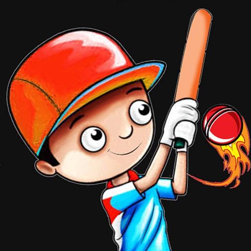 Cricket Black : Stickman