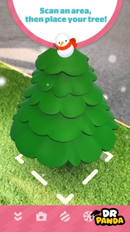 Dr. Panda AR Christmas Tree