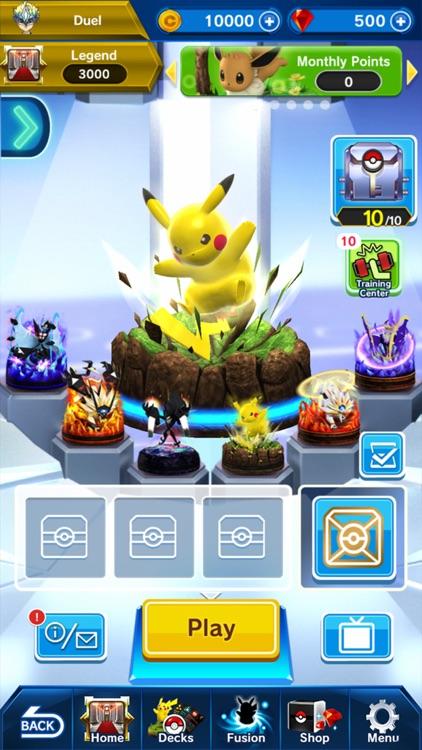 Pokémon Duel screenshot-4