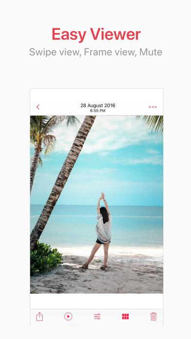 LivePix – Live Photo to Video Screenshots