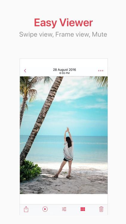 LivePix – Live Photo to Video