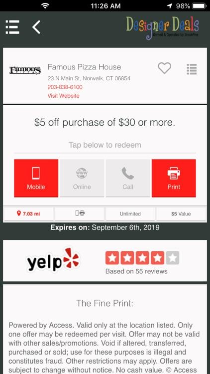 Designer Deals screenshot-3