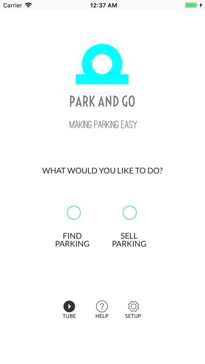 PARK AND GO!!