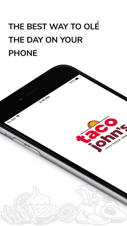 Taco John's screenshot-4