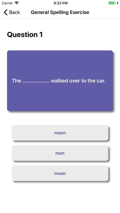 Spelling Genius app image