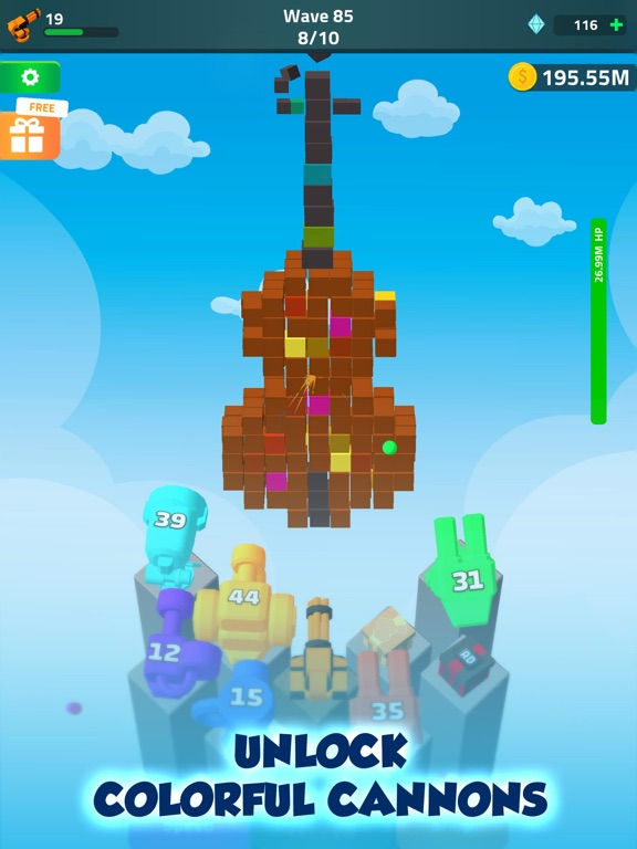 Color Fusion - Idle Game screenshot 6